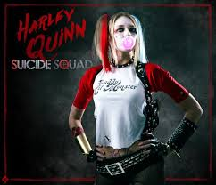 diy harley quinn squad cosplay and makeup tutorial costumes blog