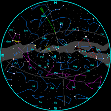 08 01 2017 Ephemeris A Look At The Busy Month Of August