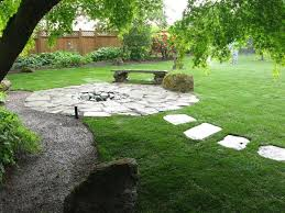 Flagstone Firepit Carlsbad Flagstone Firepit With Patio Golf Course