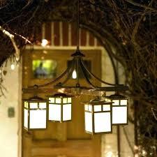 solar hanging gazebo lights outdoor o
