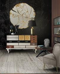 dashing masculine living rooms
