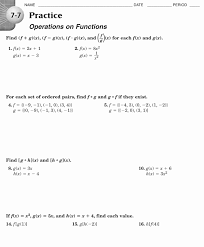 quadratic equation word problems worksheet fresh 9 2 skills practice solving quadratic equations by graphing