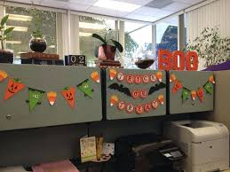 office halloween decorating themes. Exellent Office Office Halloween Decoration Decorations Fresh Cubicle Decor Banners  Best Decorating Ideas On Themes