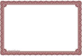 Certificate Borders Free Download Gorgeous Sample Certificate Border Designs Fresh Certificat Sample