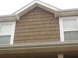 vinyl shake siding. Vinyl Shake Siding Looks Just Like Real Wood But Costs A Lot Less And Requires O