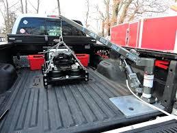 Bed Crane Hoist Portable Hoist For Service Body Trucks Pickup Truck ...