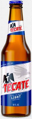 Cerveza Tecate Light Png Orange Light Tecate Light Png Transparent Png 285x800