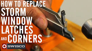 storm window replacement parts. Contemporary Storm How To Replace Your Storm Window Latches And Corners To Replacement Parts R