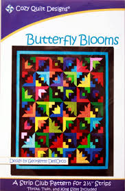 Quilt Designs Georgette Dell' Orco Butterfly Blooms & Cozy Quilt Designs Georgette Dell' Orco Butterfly Blooms Adamdwight.com