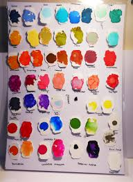 Pinata Ink Color Chart Colour And Sparkle Alcohol Inks And Lots To Share Part 1