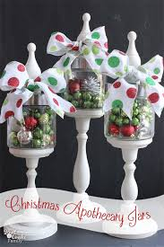 Apothecary Jars Christmas Decorations Christmas Apothecary Jars Christmas Decorations The Real Thing 29
