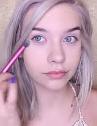loyal fans the 15 year old s recent make up tutorial on how