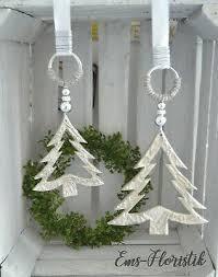 Fensterdeko Weihnachten Alu Hänger Tannenbaum Offen 14x12 Cm