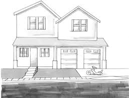 architecture design house drawing. ARCHITECTURE | DESIGN #7: DRAWING A MODERN HOUSE YouTube Home Modern House Drawing Photo Architecture Design