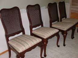 how to reupholster a dining room chair photo al home design ideas minimalist reupholstering dining room