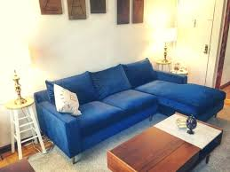 navy blue sectional sofa perfect sofas denim sleeper mini with white piping navy blue sectional sofa perfect sofas denim sleeper mini with white piping