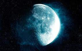 Download Wallpaper 3840x2400 Moon ...
