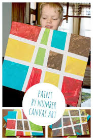 Welcome of happy canvas official page! Paint By Number Canvas Art Hands On As We Grow