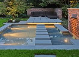 Small Picture 74 best Modern water garden design images on Pinterest Water