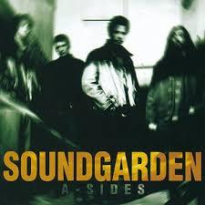 <b>Soundgarden</b> - <b>A-Sides</b> - LPx2 – Rough Trade