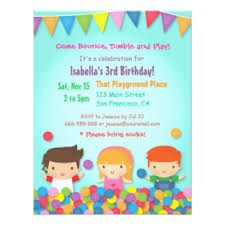 Kids Invitations Kids Birthday Invitations Zazzle Au