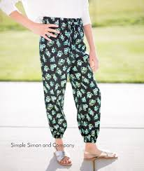 Jogger Pants Pattern Awesome Design