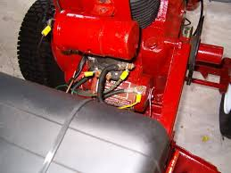 kohler hp no spark engines redsquare wheel horse forum 001 2 jpg