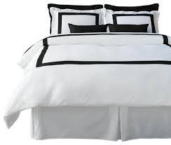 lacozi boutique hotel collection black duvet cover set modern duvet covers and duvet sets by lacozi