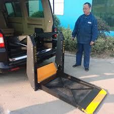 wheelchair lift for van. Xinder-Tech Wheelchair Lift For Van (WL-D-880)