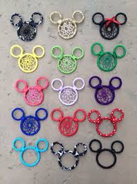 Mickey Mouse Dream Catcher Simple Mickey Mouse Dream Catcher KeychainCar Dream Catchers Pinterest