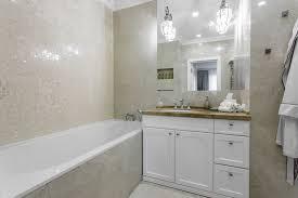 materials for a bathroom ceiling