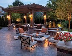 33 comfy backyard patio design ideas
