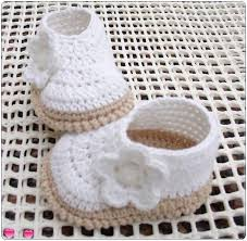 Crochet Baby Shoes Pattern Extraordinary 48 Crochet Baby Shoes Patterns 48 Crochet