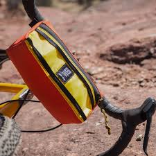 Topo Designs Bike Bag Topo Designs X All City Cycles Bike Bag The Coolector