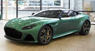Aston Martin Dbs 59 Is A Retro Inspired Special Edition That Pays Tribute To The Dbr1 Carscoops Aston Martin Dbs Aston Martin Cars Aston Martin