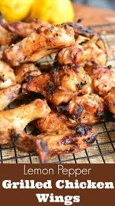 grilled en wings