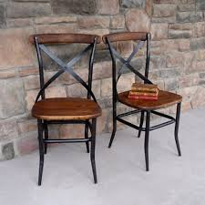 industrial metal and wood furniture. Vintage Industrial Reclaimed Wood Metal Crossback Chair In And Chairs Prepare 9 Furniture A