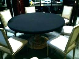 plastic tablecloths with elastic edges round
