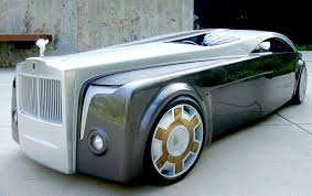 Rolls Royce Custom Concept Show Cars