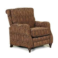 Patterned Fabric Recliners