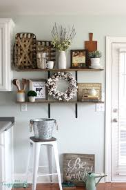 Small Picture Best 25 Kitchen shelf decor ideas on Pinterest Kitchen shelves