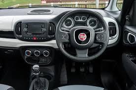 fiat 500l interior automatic. fiat 500l mpw dashboard 500l interior automatic