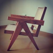 our pierre jeanneret easy chair is made from the finest burma teak