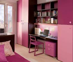 Image Amazing Teenagers Bedroom Interior Design For Small Spaces Featuring Pink Cherry Wood Wardrobe And Dark Brown Brasswindow Fascinating Coolest Bedroom Decorating Ideas For Teens Girls