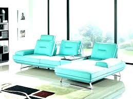 turquoise sectional sofa teal leather couch blue