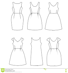 Clothes Template Template Dresses Template Paper Doll Printable Clothes Templates
