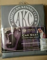 akc car seat cover for dogs american kennel club from american kennel club
