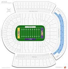 Lsu Stadium Club Seating Chart Lsu Football Club Seating At Tiger Stadium Rateyourseats Com