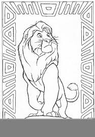 Small Picture Mufasa Lion King 2 Coloring Pages DisneyLionPrintable Coloring
