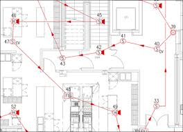 professional fire alarm layouts original cad solutions fire alarm system design tutorial at Fire Alarm Layout Diagram